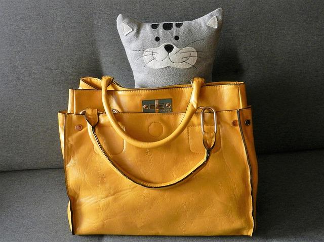 kabelka a kočka¨