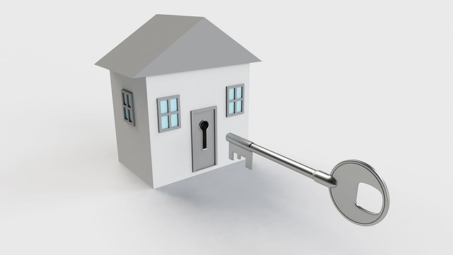 klíč k domečku
