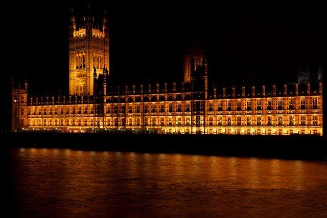 Parlament Velké Británie
